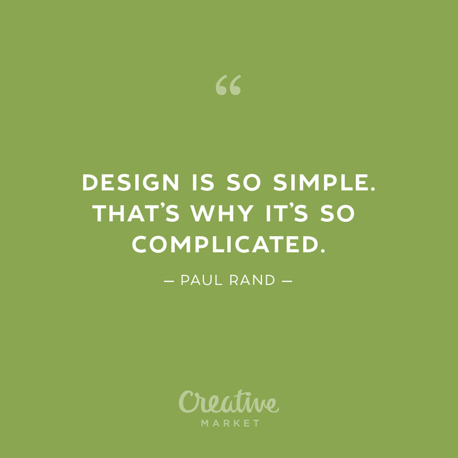 15 inspirational quotes for designers running low on