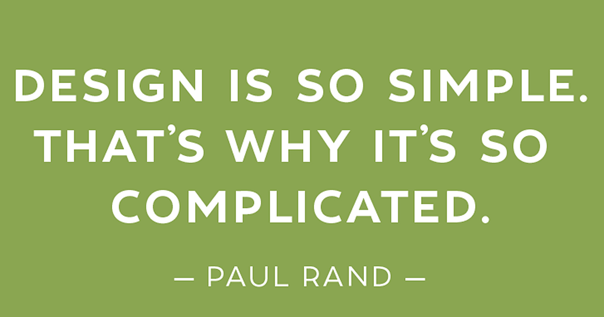 80 Genius Design Quotes and Sayings