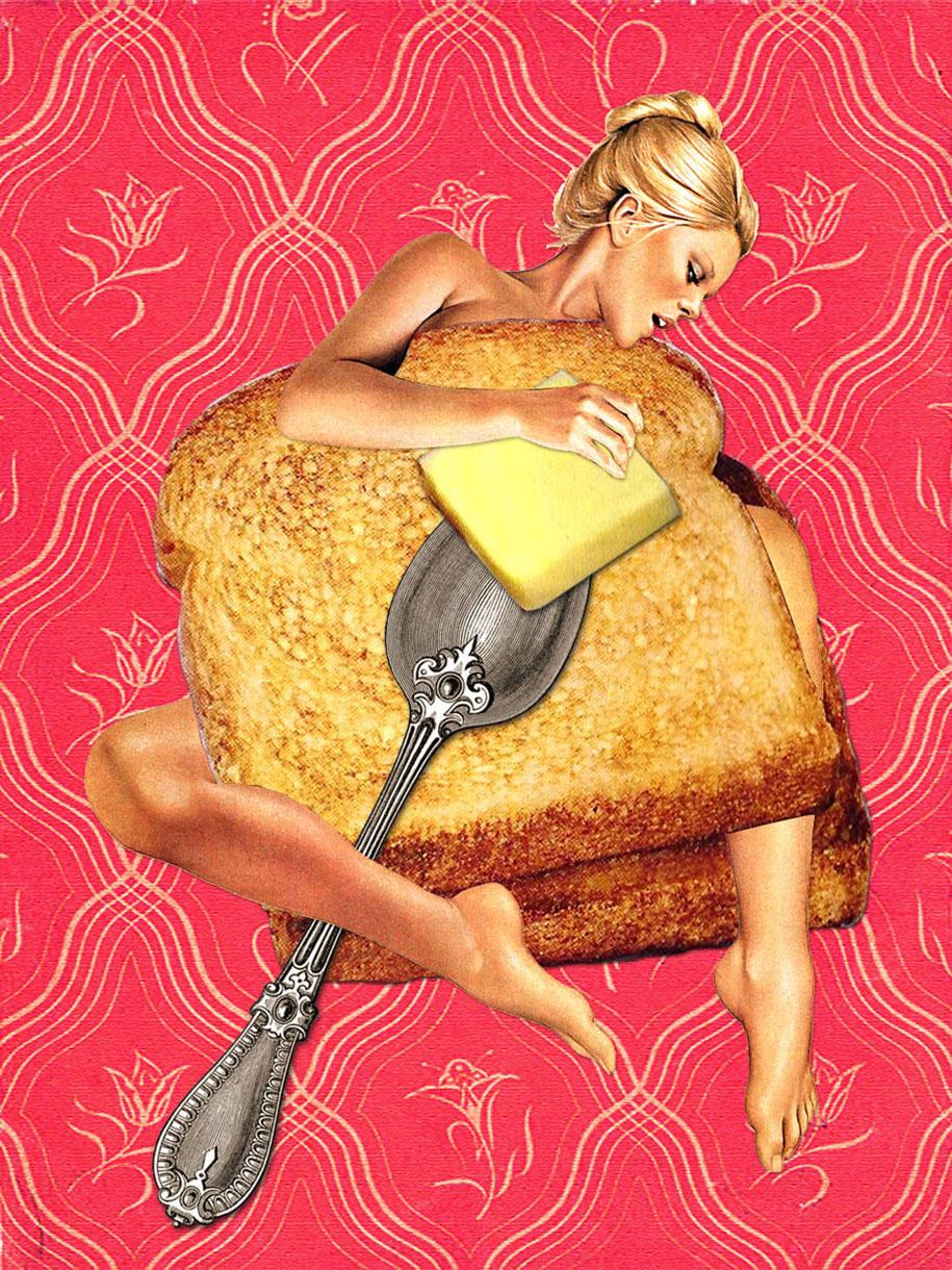 gluten-intolerance-brain-rewire-surreal-pop-vintage-collage-eugenia-loli--12