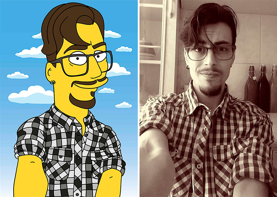 random-people-portraits-reimagine-simpsons-valerie-zaremska-15