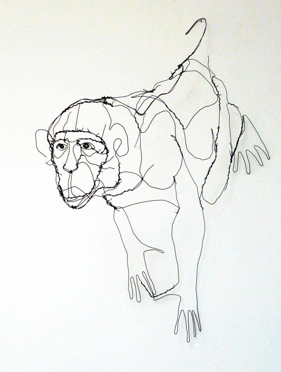 sketchbook-scribble-wire-animal-sculpture-statues-david-oliveira-portugal-12