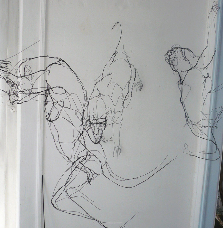 sketchbook-scribble-wire-animal-sculpture-statues-david-oliveira-portugal-9