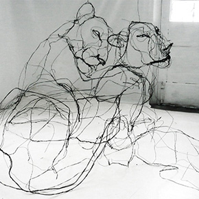 Famous Wire Sculpture Artists