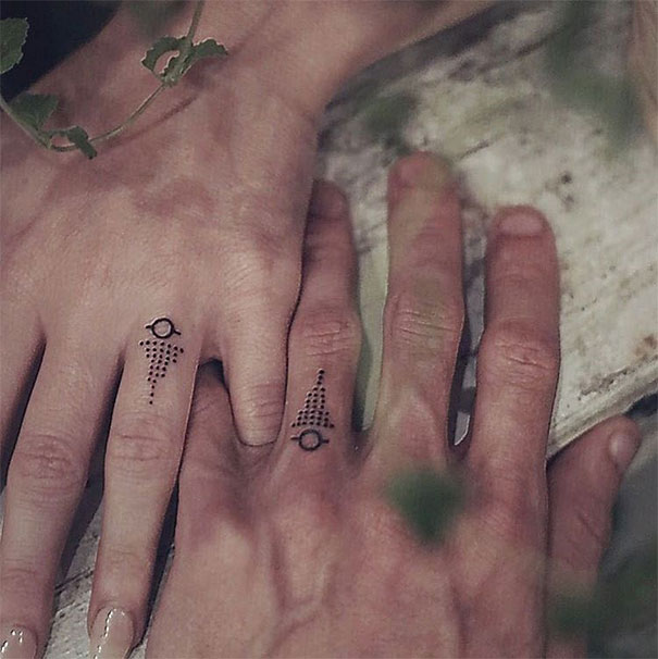 skin-art-matching-wedding-tattoos-4