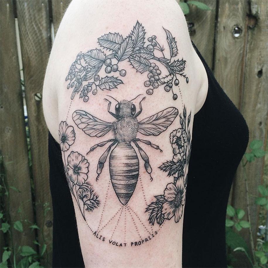 vintage-naturalistic-animal-plant-tattoos-pony-reinhardt-tenderfoot-7