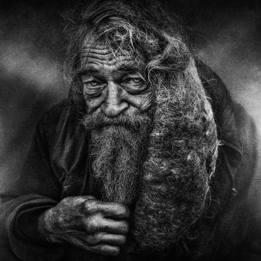 Black And White Photography Homeless