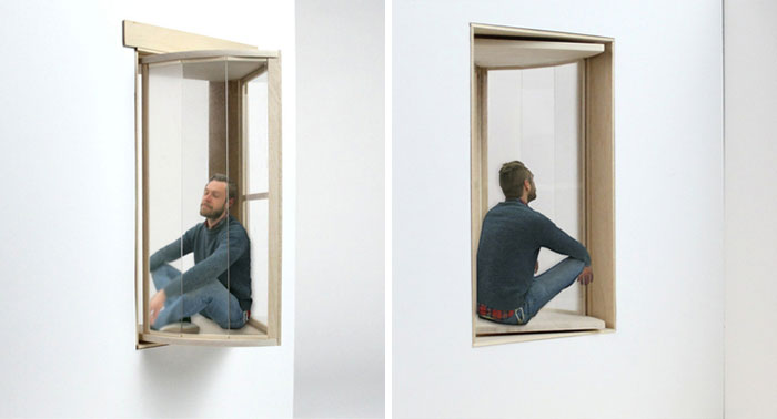 More sky windows transform into balconies to give small for Window you can sit in