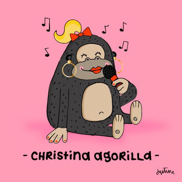 funny-illustrations-celebrity-puns-justine-morrison-5