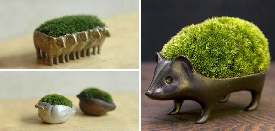 Great Funny Crazy Modern Plant Pot Planter Ideas