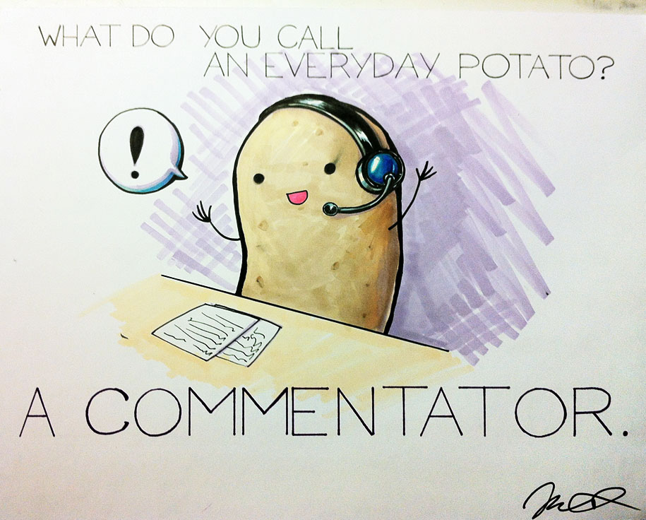 25 Funny Puns Illustrated With Cute Drawings By Arseniic