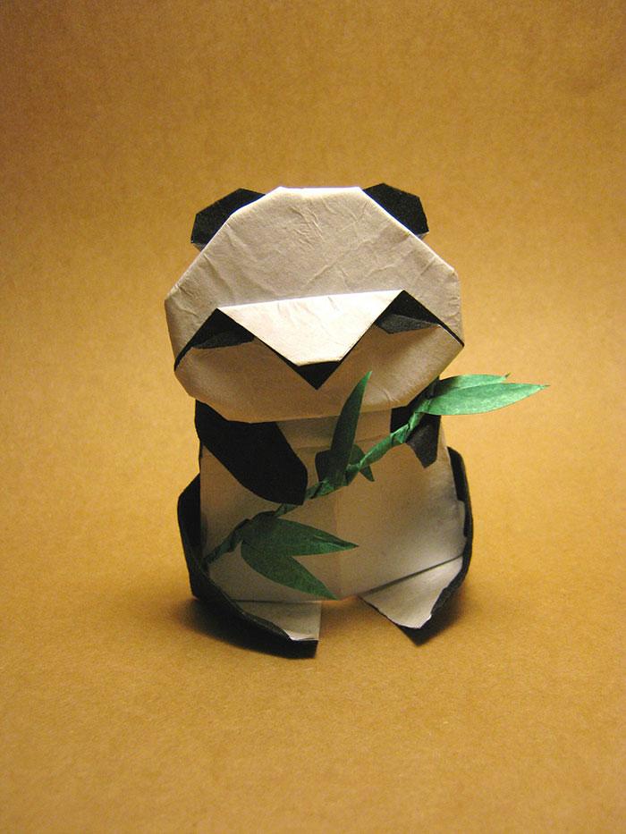 16 Amazing Origami Pieces To Celebrate World Origami Day - photo#41
