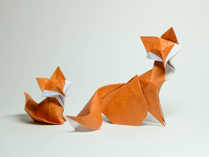 16 Amazing Origami Pieces To Celebrate World Origami Day