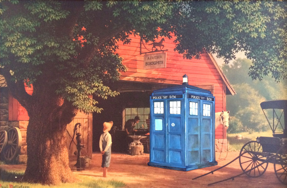 pop-culture-characters-additions-thrift-store-paintings-dave-pollot-11