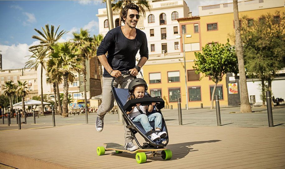 skateboard-baby-carriage-longboard-stroller-quinny-4