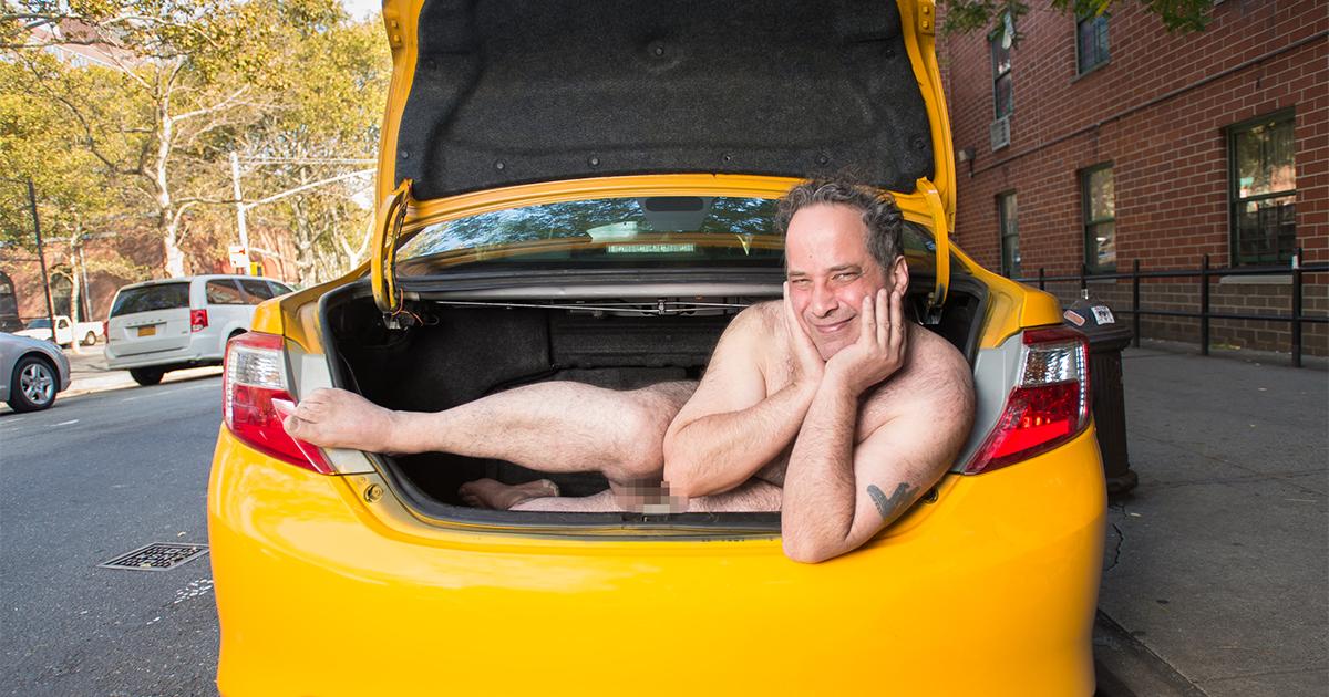 Sexy taxi cab videos