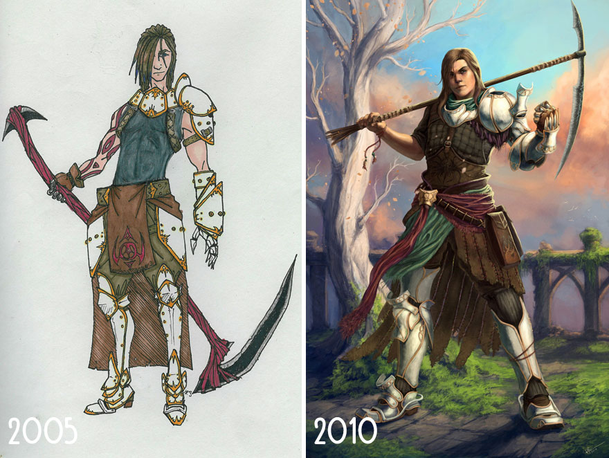 drawing-skills-progress-practice-before-after-1