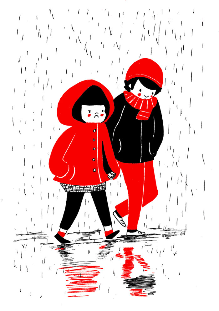Love In The Little Things Illustrated In Heartwarming Comics