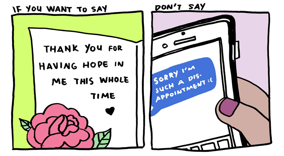 life-advice-comic-stop-saying-sorry-say-thank-you-yao-xiao-1