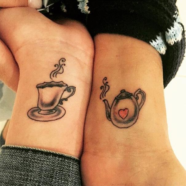 15 Mother Daughter Tattoos Expressing Their Eternal Bond
