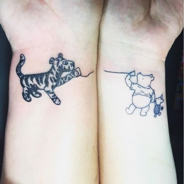 15 Mother Daughter Tattoos Expressing Their Eternal Bond