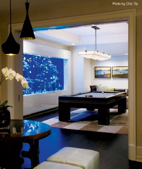 Wonderful Pool Finish Ideas For You To Copy: 10 Most Remarkable And Creative Basement Designs That'll