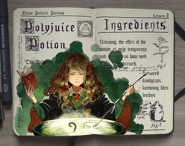 Abracadabra magic people