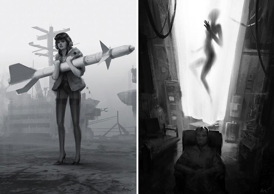 dark-paintings-digital-art-michal-lisowski-poland-64