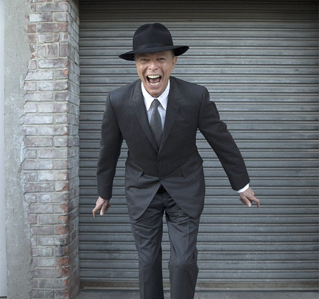 Image result for bowie's last picture