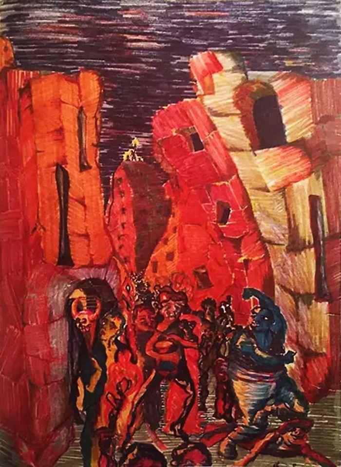 david-bowie-paintings-art-11