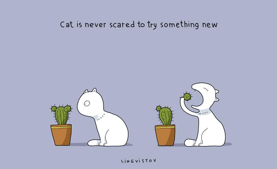 funny-illustrations-pets-benefits-of-having-a-cat-lingvistov-10