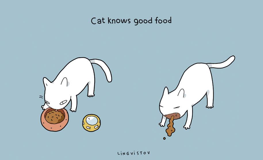 funny-illustrations-pets-benefits-of-having-a-cat-lingvistov-15