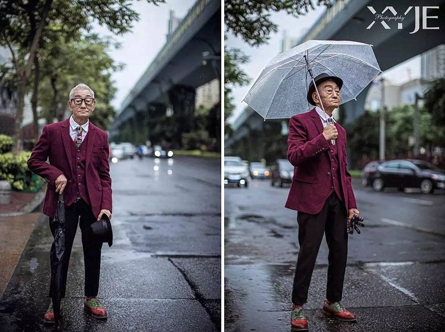 grandfather-farmer-fashion-transformation-grandson-xiaoyejiexi-photography-11