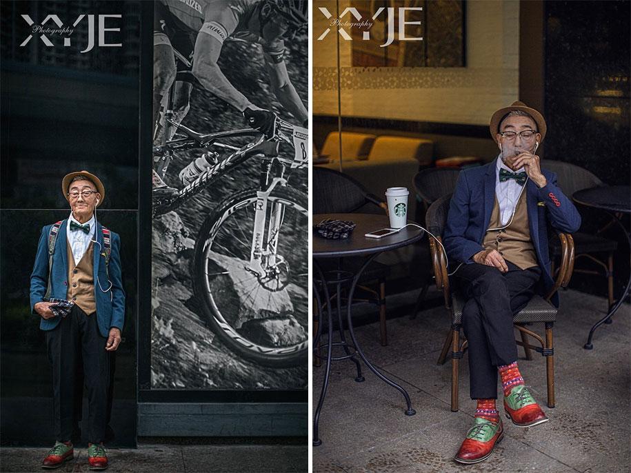 grandfather-farmer-fashion-transformation-grandson-xiaoyejiexi-photography-7