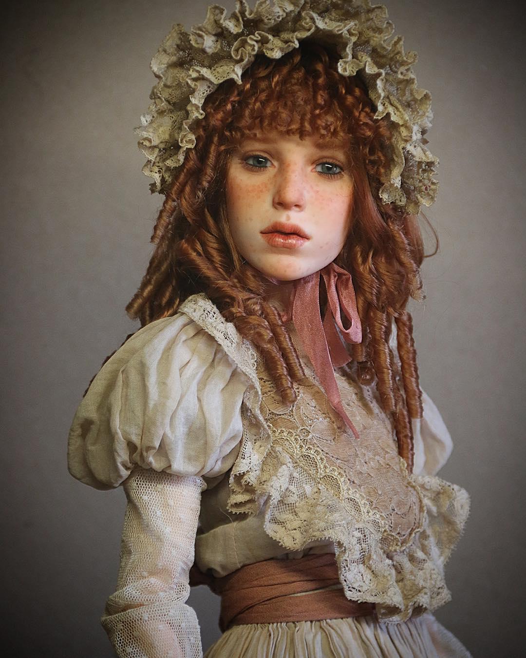 Michael Zajkov |Dolls sculpture
