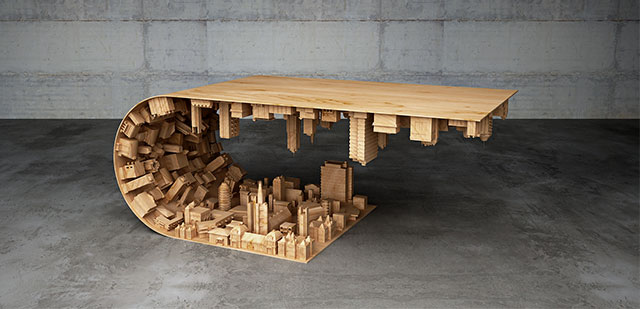 Charmant Inception Coffee Table By Stelios Mousarris