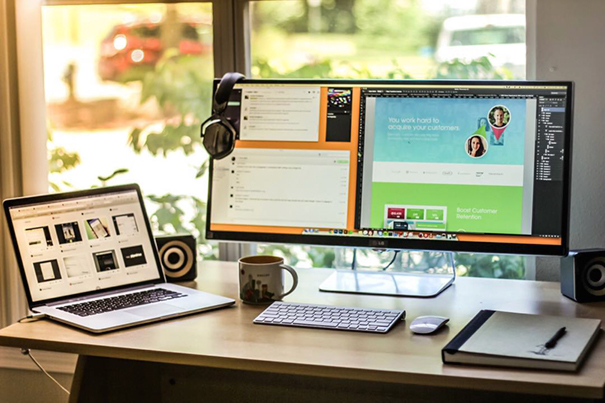 Exceptional Minimalist Desk Workplace Minimal Setups 5 Great Pictures