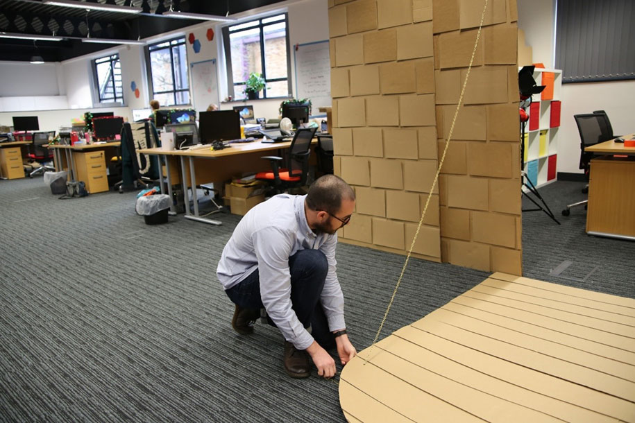office-team-cardboard-castle-karl-young-viking-3