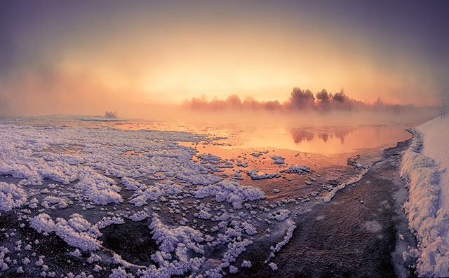 The Beauty Of Early Morning Captured By Belorussian