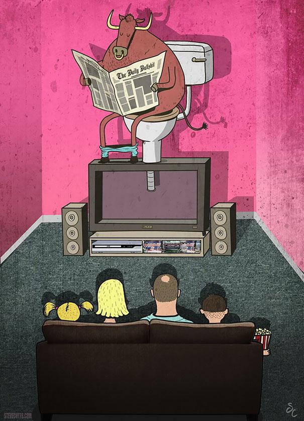 satirical-illustrations-technology-social-media-addiction-18