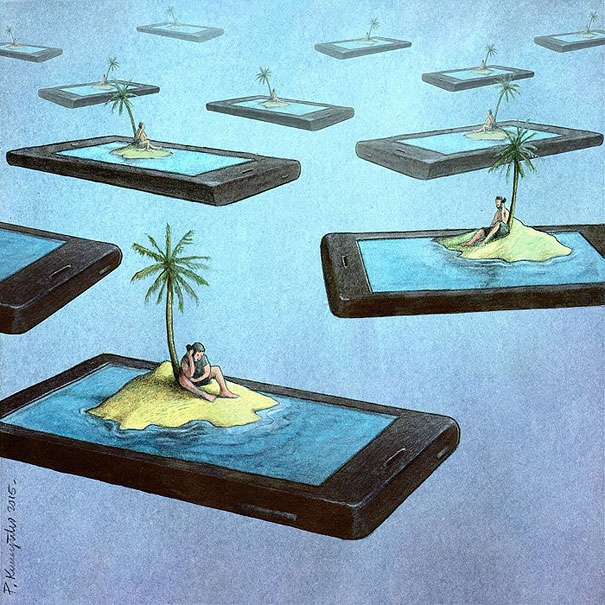 satirical-illustrations-technology-social-media-addiction-2