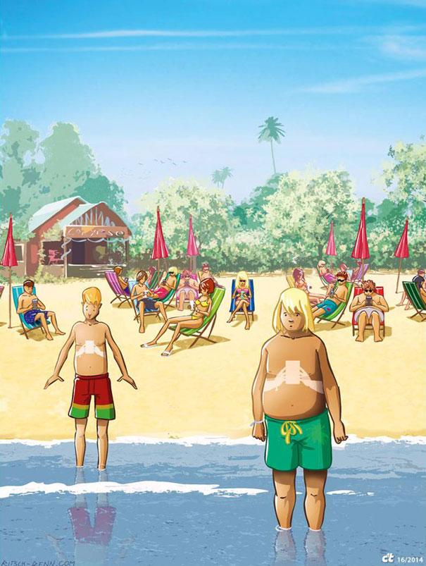 satirical-illustrations-technology-social-media-addiction-9