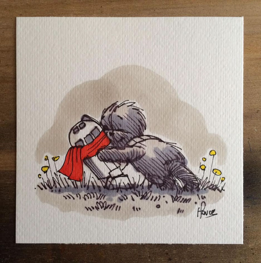 star-wars-winnie-the-pooh-wookie-the-chew-james-hance-14