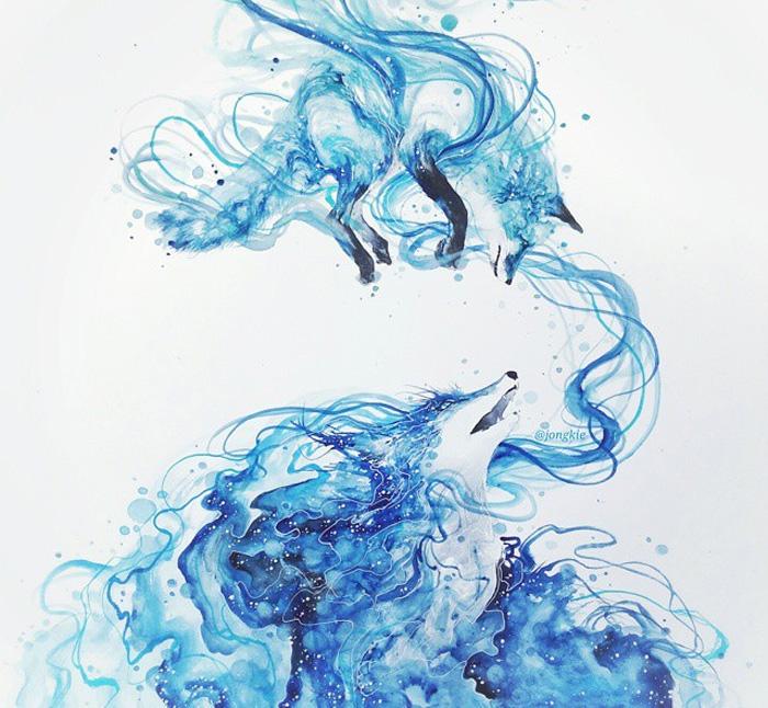 watercolor-animal-paintings-luqman-reza-mulyono-13