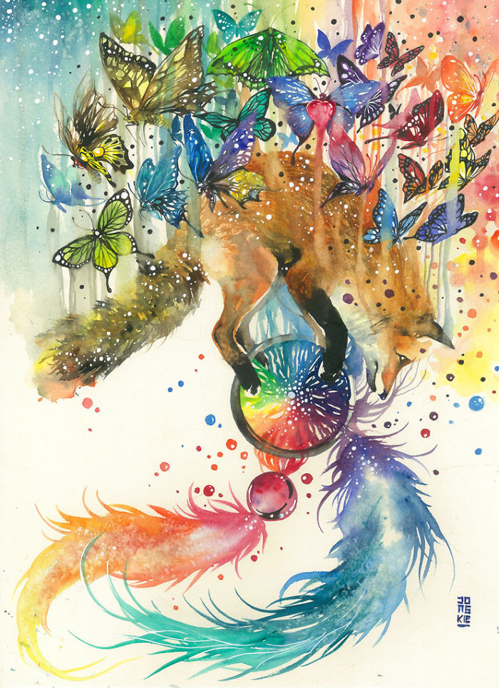 watercolor-animal-paintings-luqman-reza-mulyono-19
