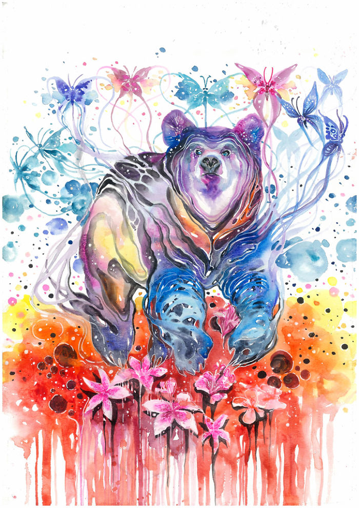 watercolor-animal-paintings-luqman-reza-mulyono-20