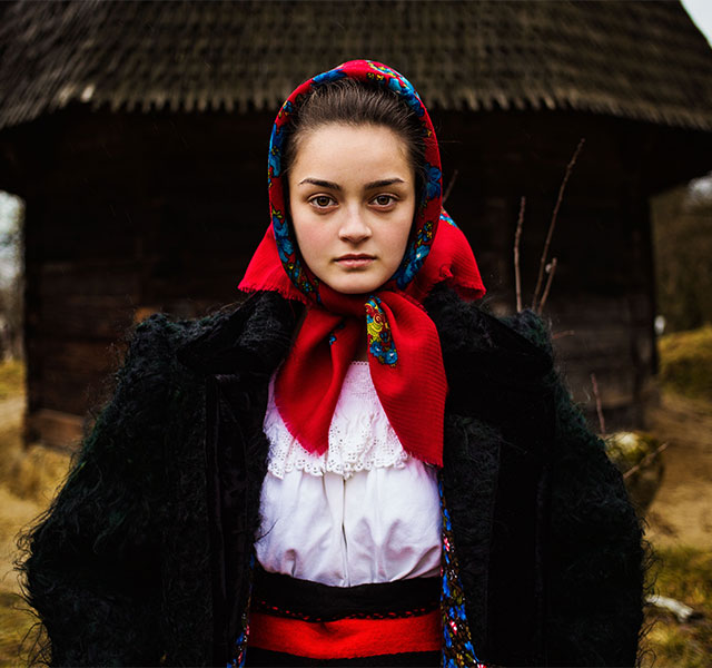 Romanian Photographer Continues Photographing Women For