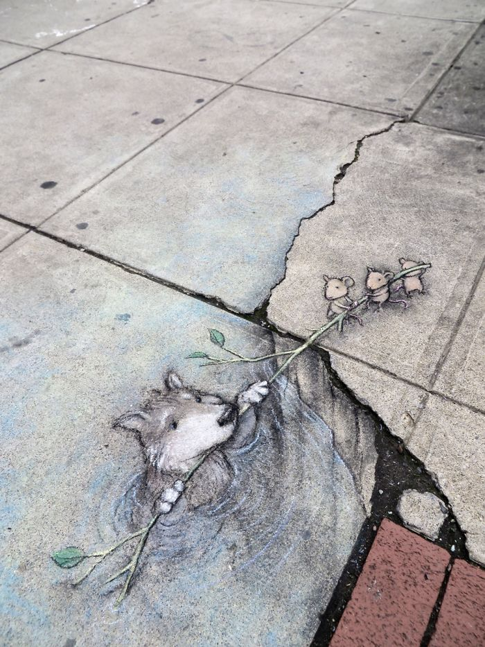 adorable-chalk-drawn-creatures-sidewalk-david-zinn-11