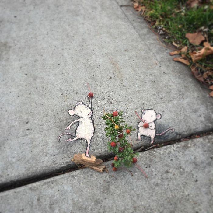 adorable-chalk-drawn-creatures-sidewalk-david-zinn-4