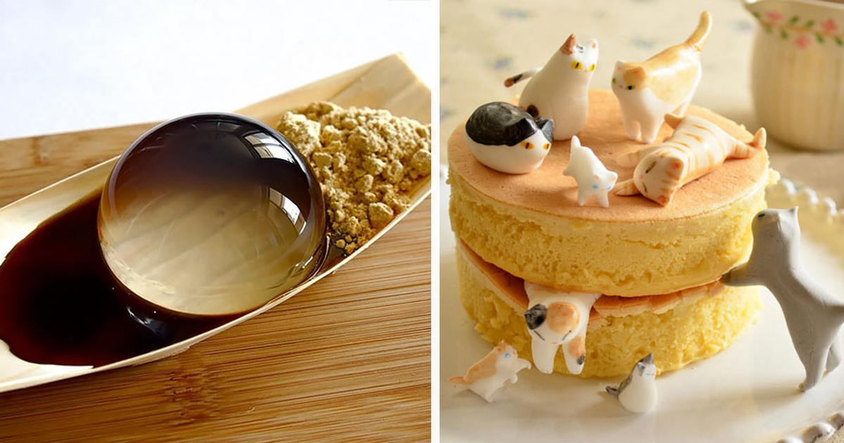 25 adorable japanese sweets that might be too cute to eat - Stylish cooking ...