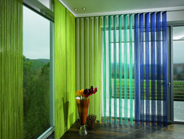 9 Creative Window Blinds Designs